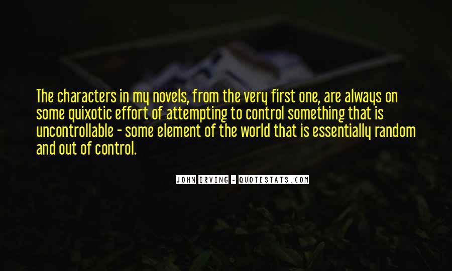 Quotes About Quixotic #1171138