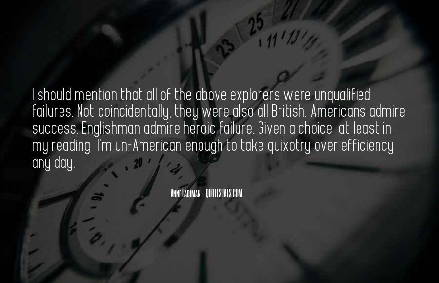 Quotes About Quixotic #1290803