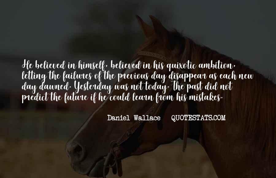 Quotes About Quixotic #358221