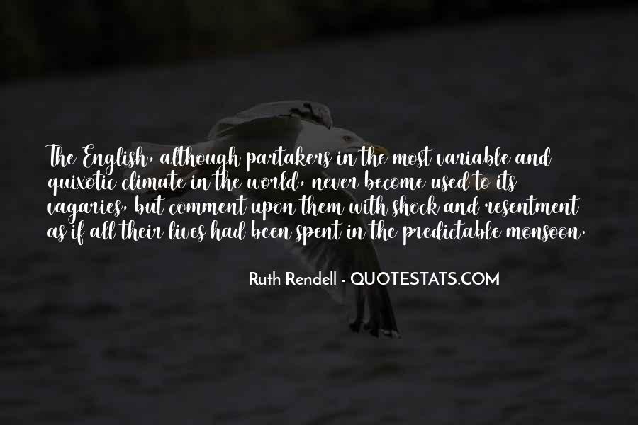 Quotes About Quixotic #468261