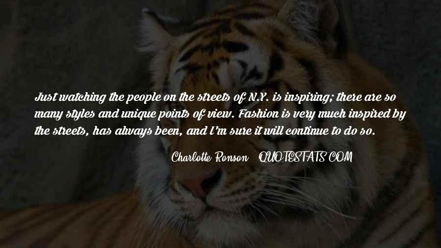 Quotes About Fashion Styles #1756249