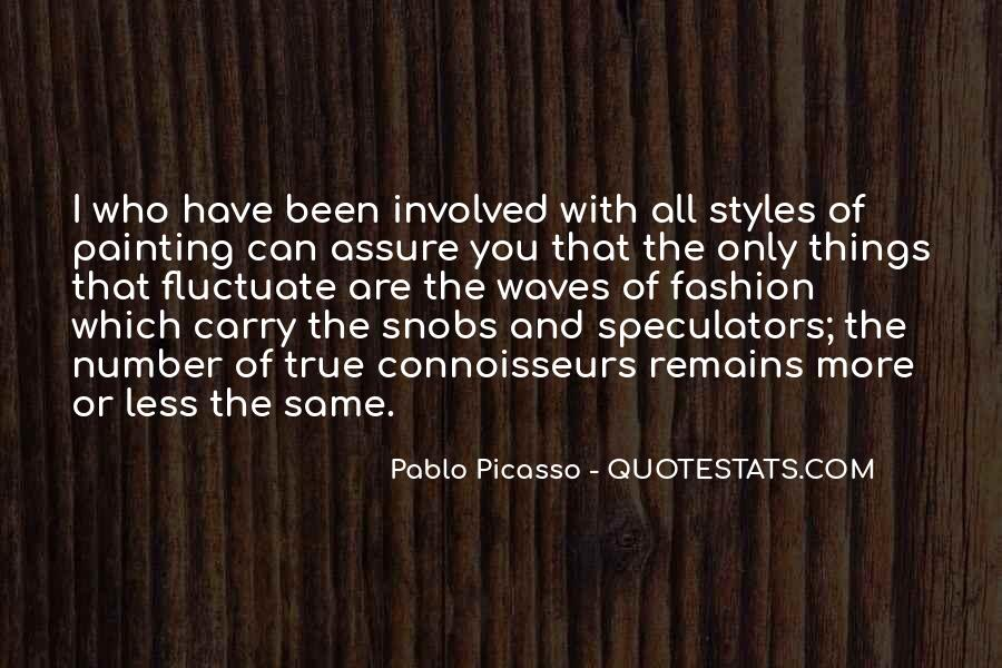 Quotes About Fashion Styles #1859227