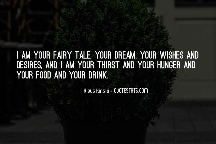 Quotes About Hunger And Thirst #1292341