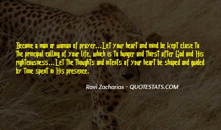 Quotes About Hunger And Thirst #667078