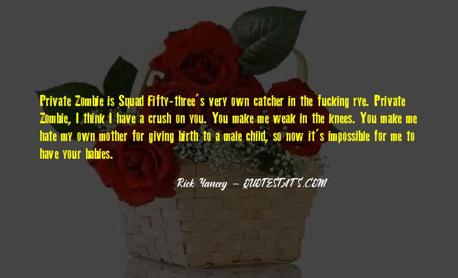 Quotes About Giving Birth #104113