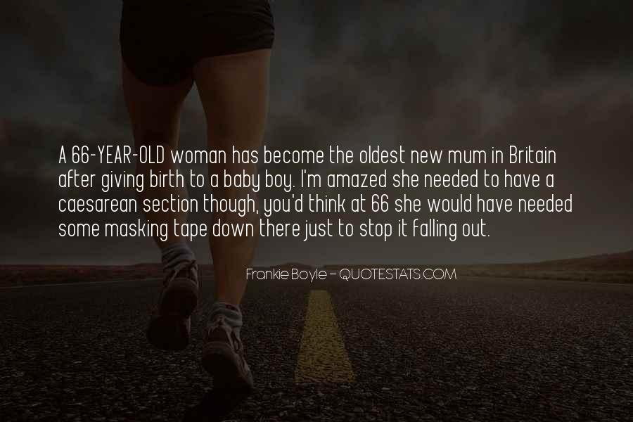 Quotes About Giving Birth #245858