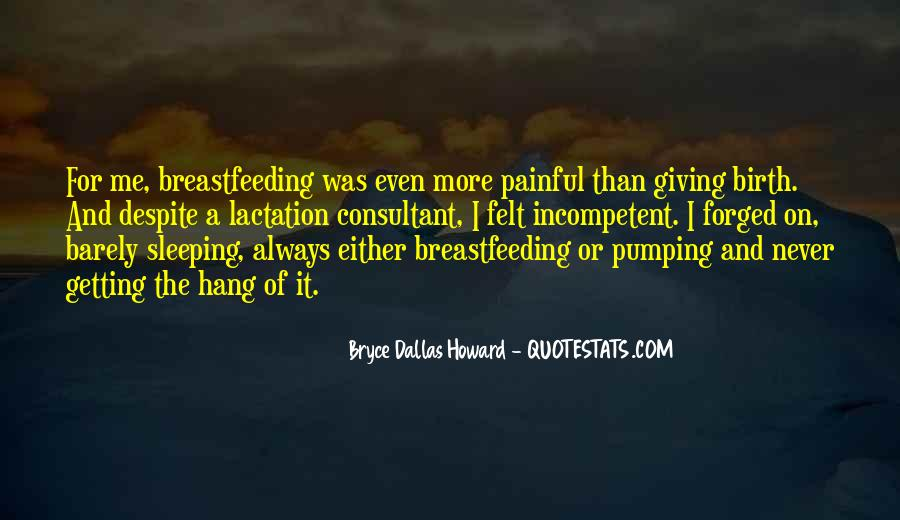 Quotes About Giving Birth #279701