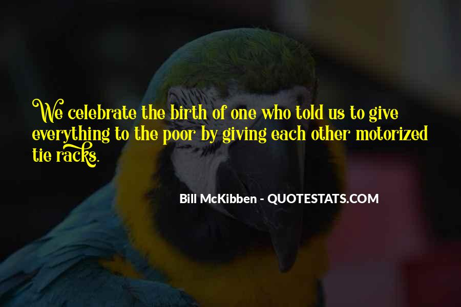 Quotes About Giving Birth #302299