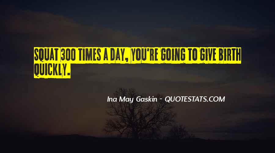 Quotes About Giving Birth #359785