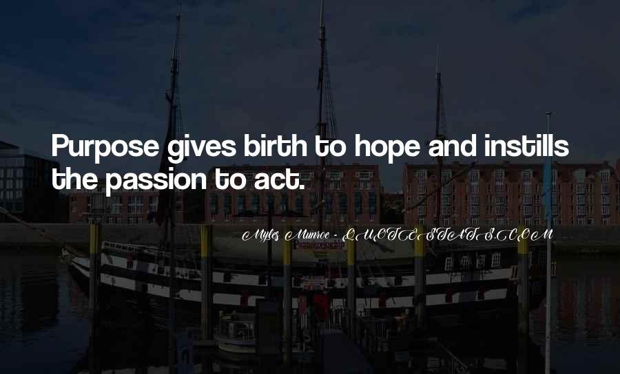 Quotes About Giving Birth #664506