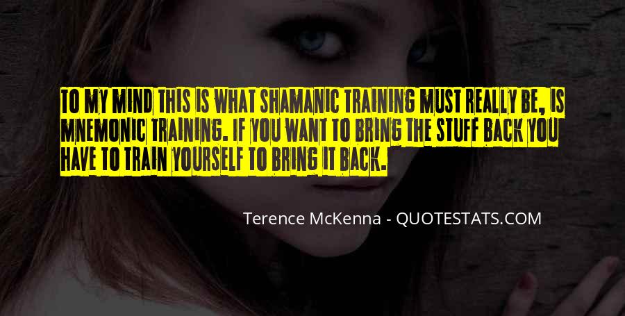 Quotes About Training The Mind #1128477