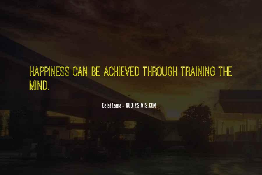 Quotes About Training The Mind #1185913