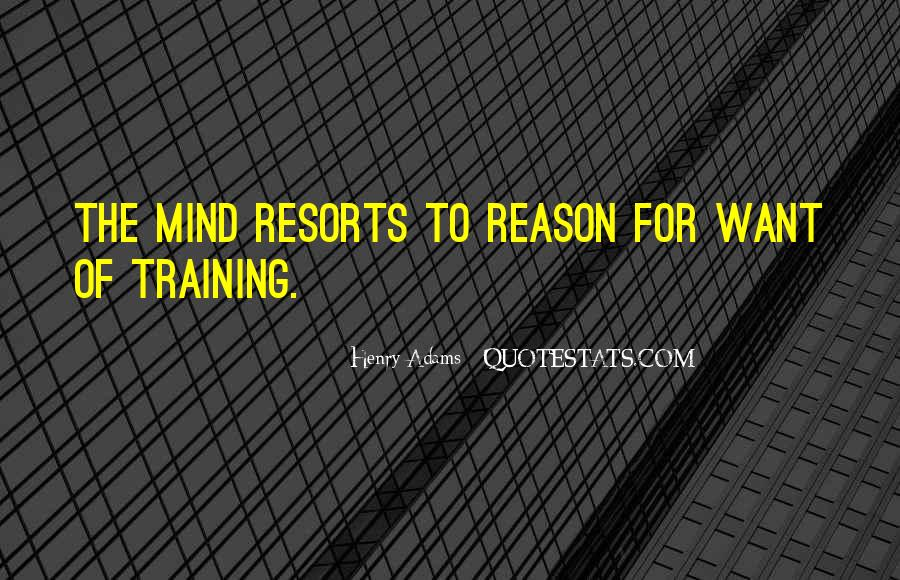 Quotes About Training The Mind #134857