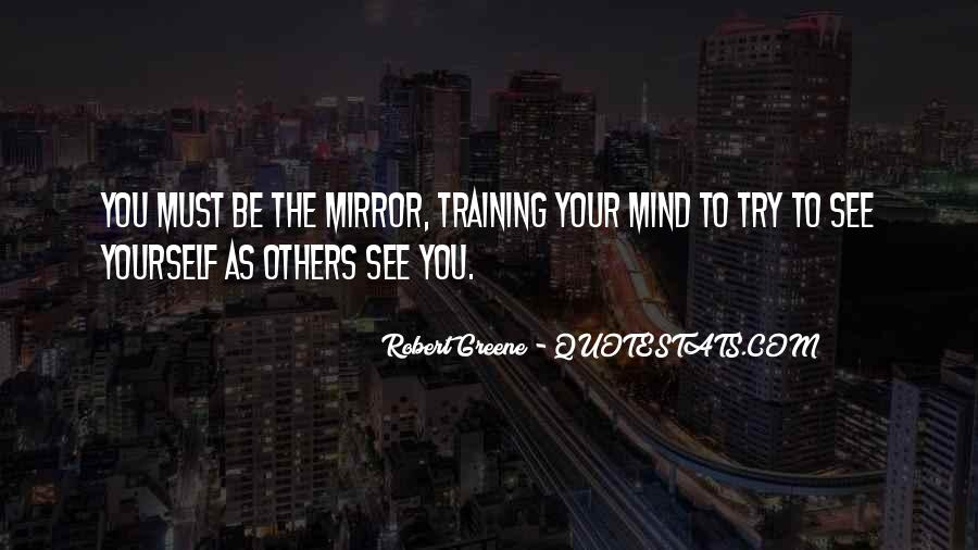 Quotes About Training The Mind #1466304