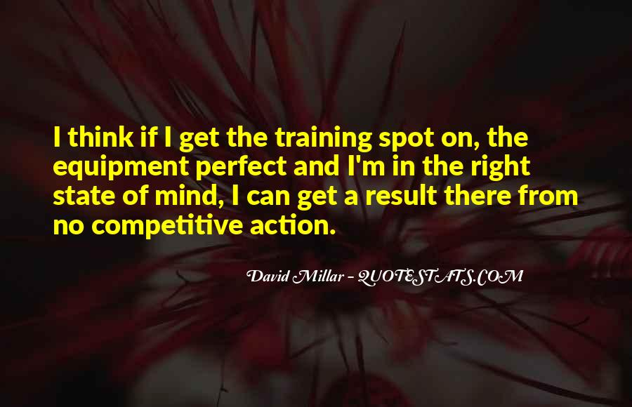 Quotes About Training The Mind #149503