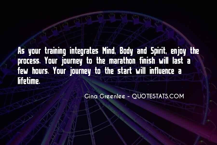 Quotes About Training The Mind #303740