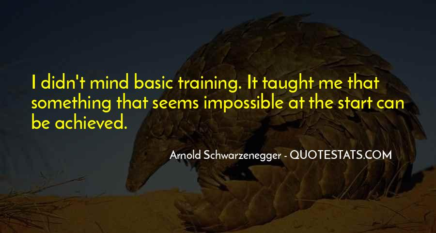 Quotes About Training The Mind #445261