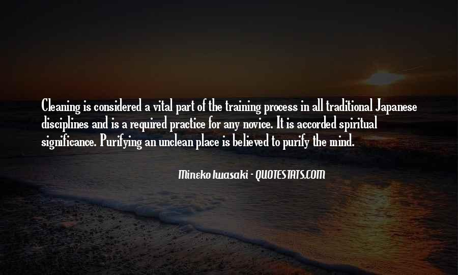 Quotes About Training The Mind #774780