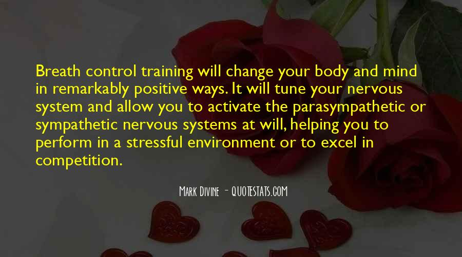 Quotes About Training The Mind #825391