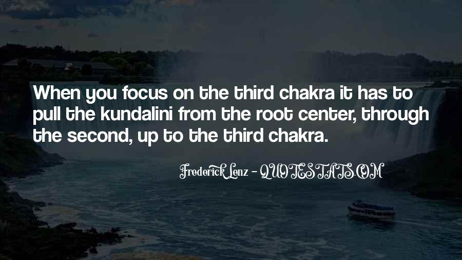 Quotes About 7th Chakra #580150