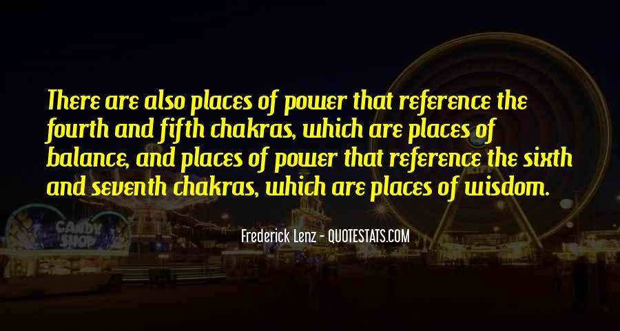 Quotes About 7th Chakra #987079