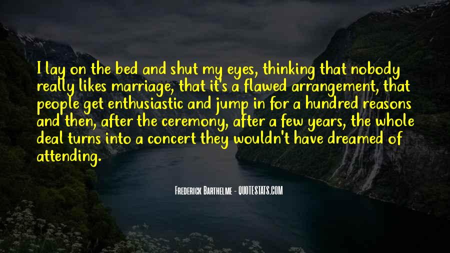 Quotes About Regrets In Marriage #1427860