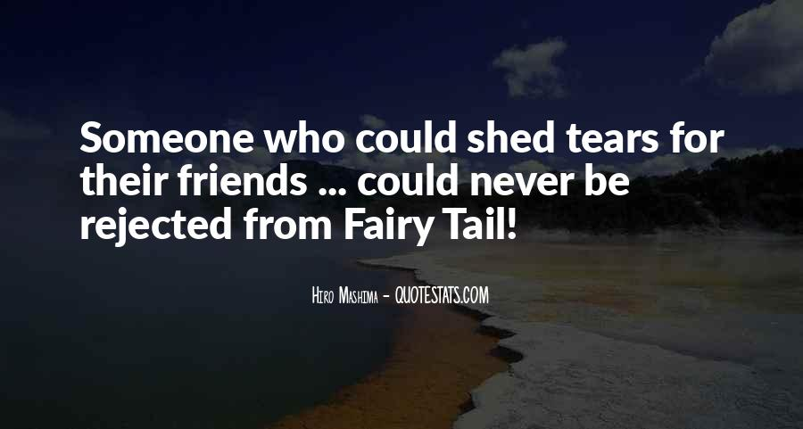 Quotes About Fairy Tail #290416