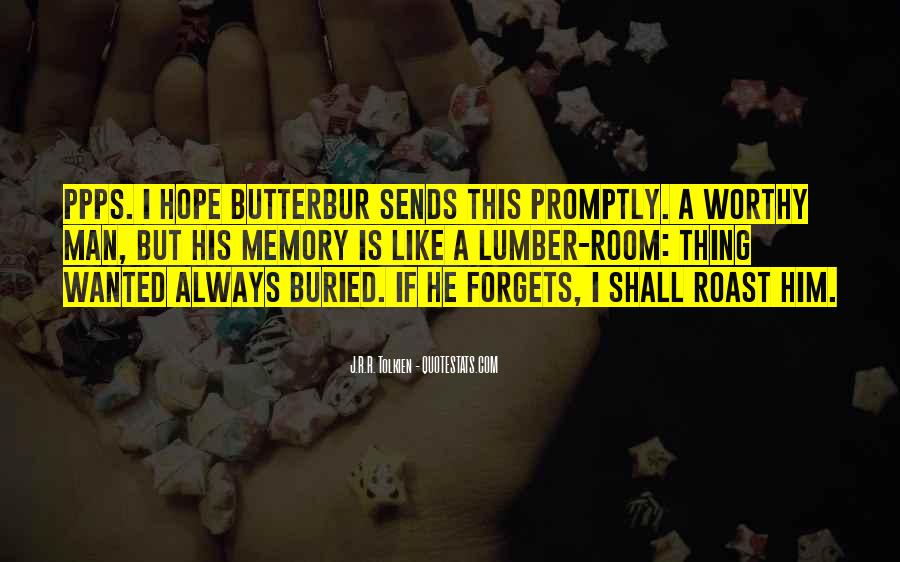 Quotes About Hope Tolkien #15076