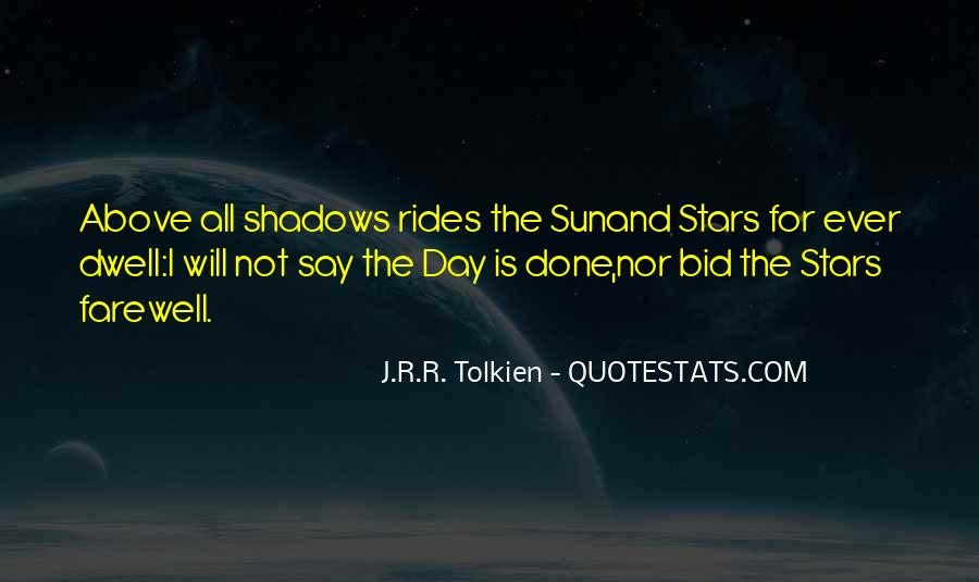 Quotes About Hope Tolkien #164362