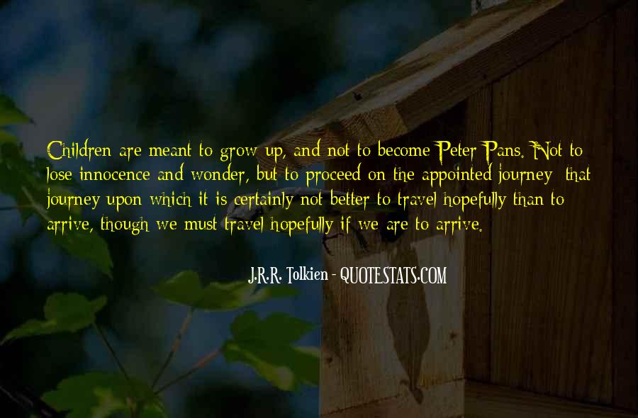 Quotes About Hope Tolkien #839042