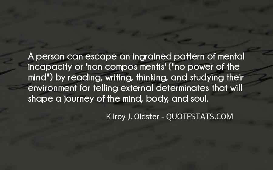 Quotes About Reading Writing And Thinking #1053746