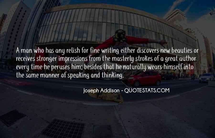 Quotes About Reading Writing And Thinking #1630886