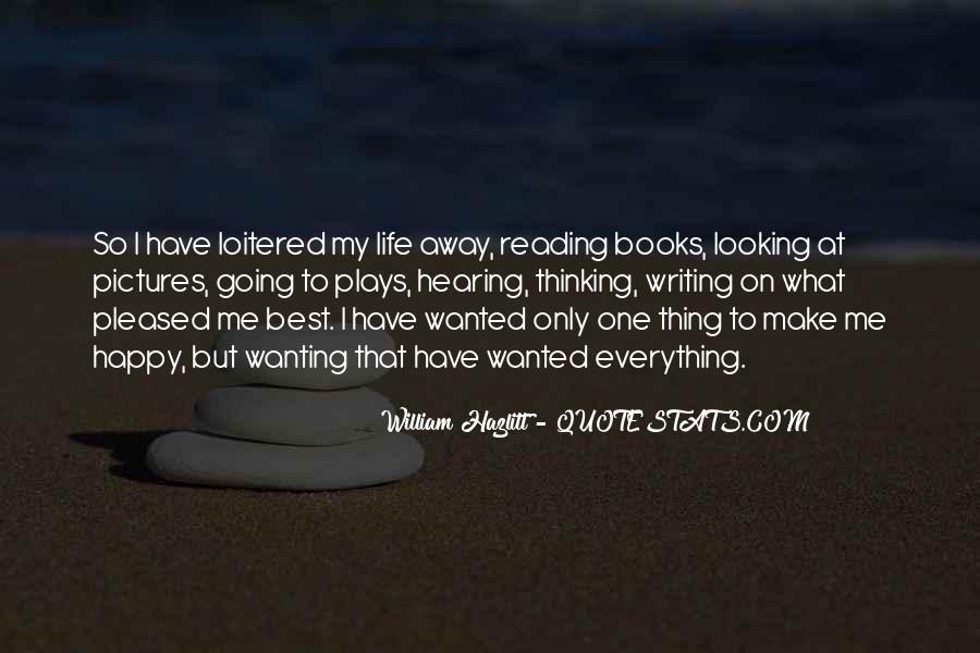 Quotes About Reading Writing And Thinking #1861312