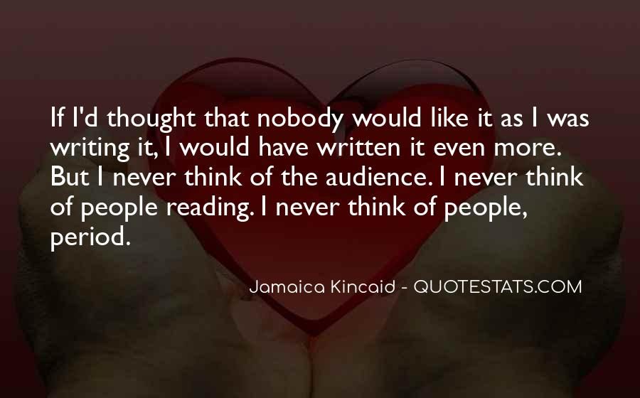 Quotes About Reading Writing And Thinking #487916