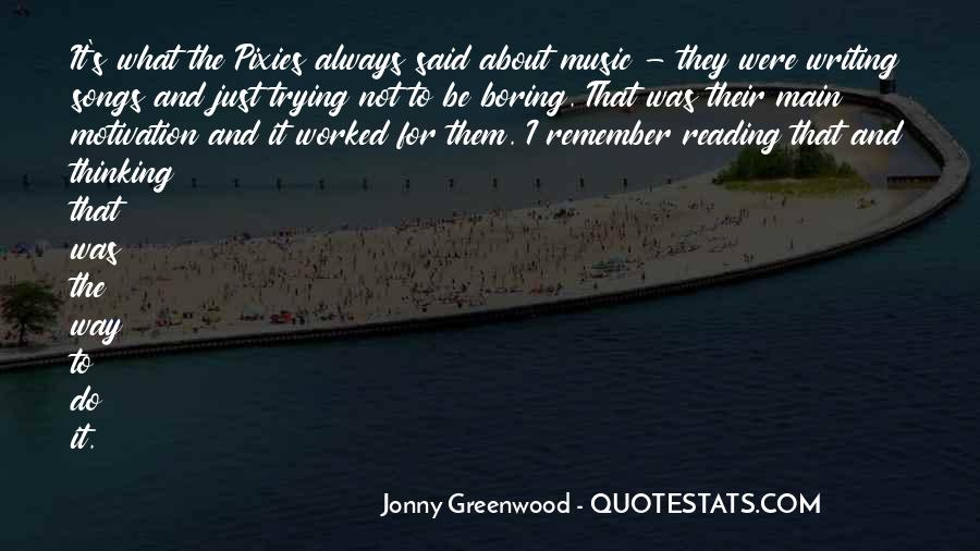 Quotes About Reading Writing And Thinking #705924