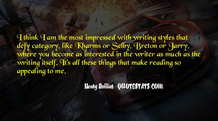 Quotes About Reading Writing And Thinking #823055