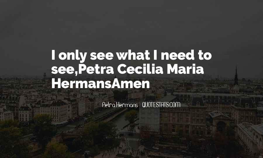 Quotes About St Cecilia #217103