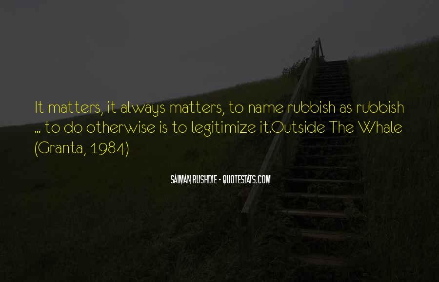 Quotes About 1984 #449843