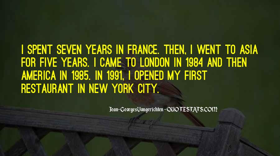 Quotes About 1984 #611013