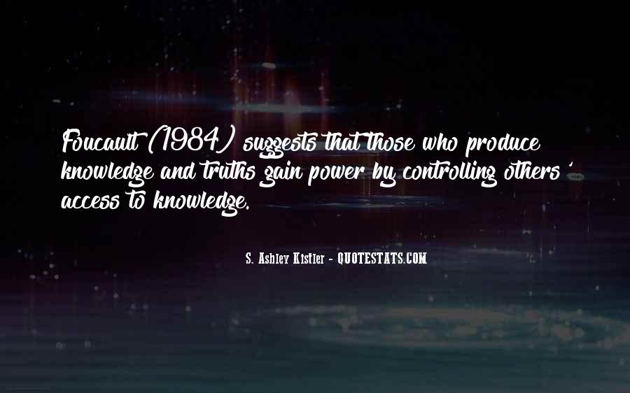 Quotes About 1984 #940126