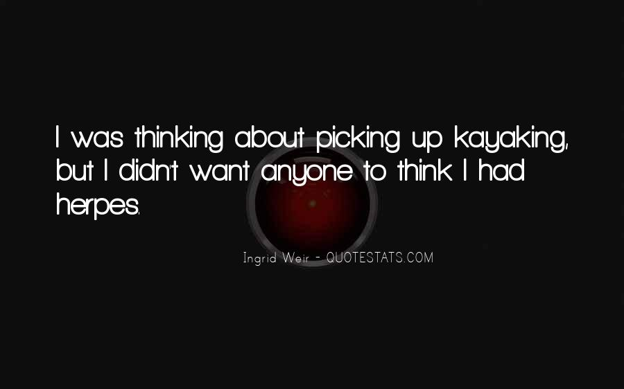 Quotes About Picking #135661