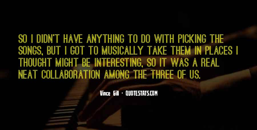 Quotes About Picking #148544