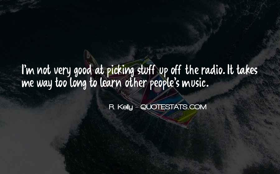 Quotes About Picking #18179