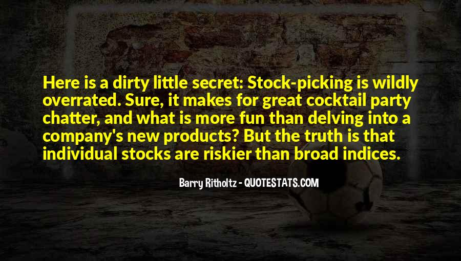 Quotes About Picking #182840