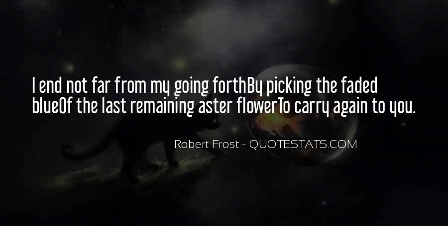 Quotes About Picking #84697