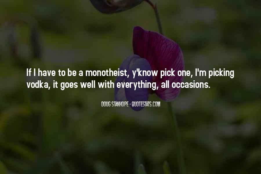 Quotes About Picking #86855