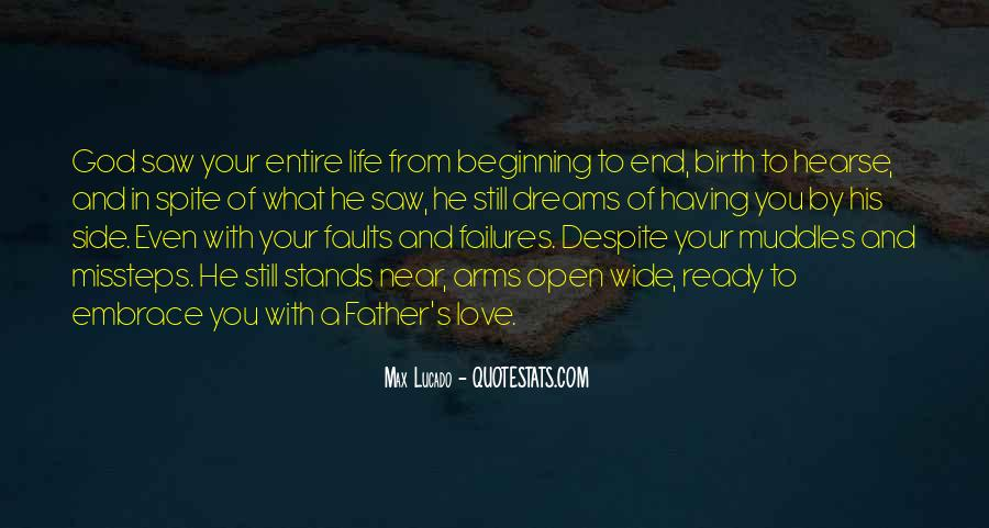 Quotes About Having God In Your Life #129950