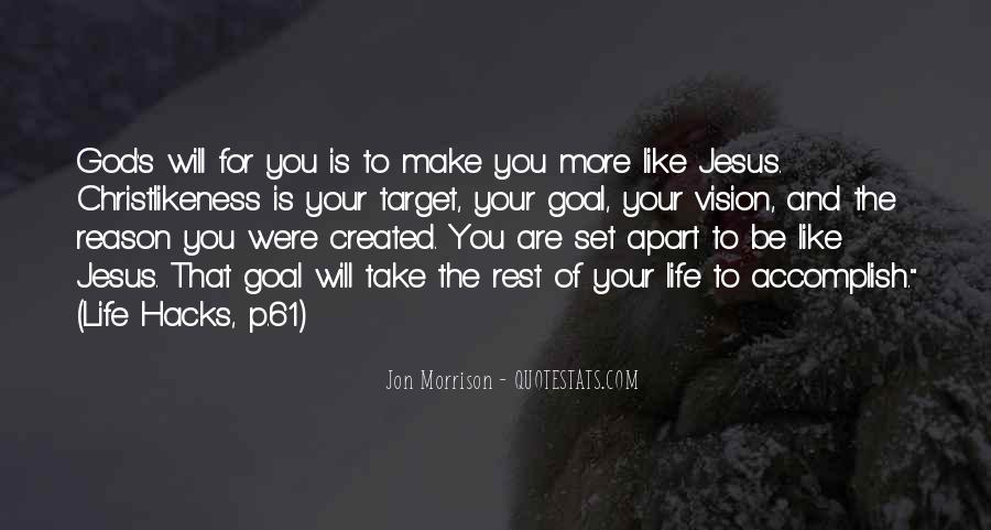 Quotes About Having God In Your Life #3199
