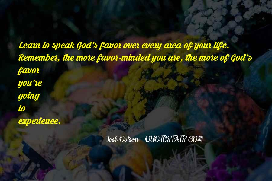 Quotes About Having God In Your Life #6486
