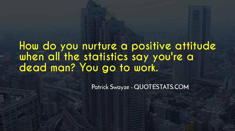 Quotes About A Positive Attitude At Work #1568217